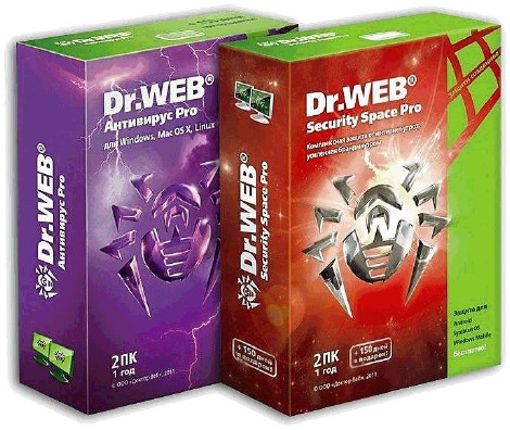 Dr.Web Anti-Virus / Security Space Pro v8.0.0.11210 Final