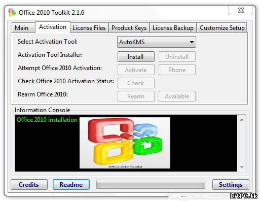 office 2010 toolkit 2.1.6