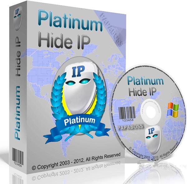 Просмотров. 23.11.2012. Platinum Hide IP - новая сборка известной утилиты